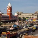 Chennai's Main Train Station