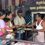 Customers Purchasing Blessings