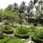 Formal Restored Gardens