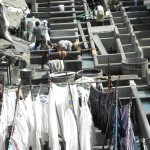 Drying Lines Dhobi Ghat