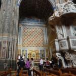 Inside Sainte Cecile