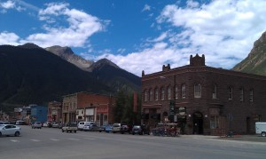 Silverton Across the Main Street